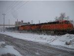 BNSF 5860 West