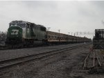 BNSF 8181 East