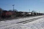 BNSF 7506 North