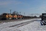 BNSF 8832 West