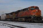 BNSF 7506 West