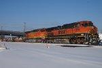 BNSF 1092 East