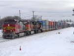 BNSF 707 WEST
