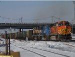BNSF 4674 East