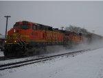 BNSF 4828 West