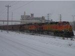 BNSF 4741 West