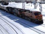 BNSF 6436 North