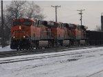 BNSF 5994 North