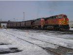 BNSF 4555 East