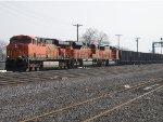 BNSF 6143 North