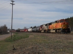 BNSF 8259 East