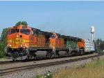 BNSF 5472 East