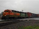 BNSF 2167 West