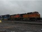 BNSF 5525 East