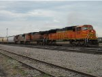 BNSF 8257 EAST
