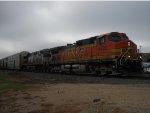 BNSF 4422 West