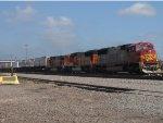 BNSF 8277 East