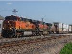 BNSF 7492 West