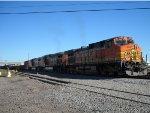 BNSF 5107 West