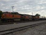 BNSF 4611 West
