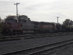 BNSF 618 NORTH