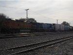 BNSF 4429 West