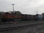 BNSF 4911 West