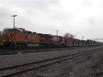 BNSF 4059 West