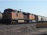 BNSF 5439 East