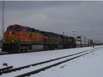 BNSF 4913 West