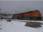 BNSF 5169 West