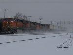 BNSF 5185 West