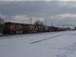 BNSF 1085 West