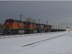 BNSF 5452 West