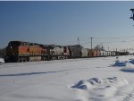 BNSF 4724 WEST