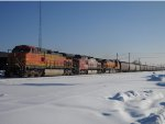 BNSF 4505 West