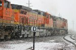 BNSF 4160 Another Repaint.
