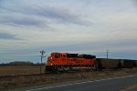 BNSF 9079 Heads into the evening light.