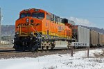 BNSF 6410 Pretty clean for a couple years old.