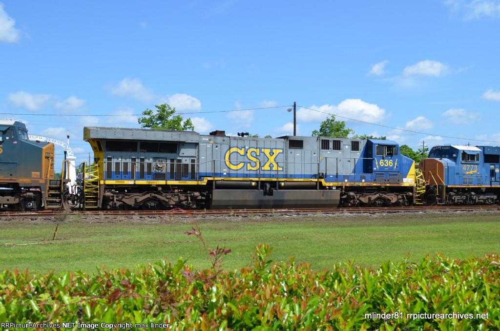CSX 636