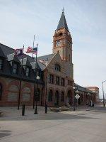 Union Pacific Cheyenne, Wyoming Depot