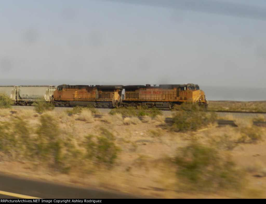 UP 7176