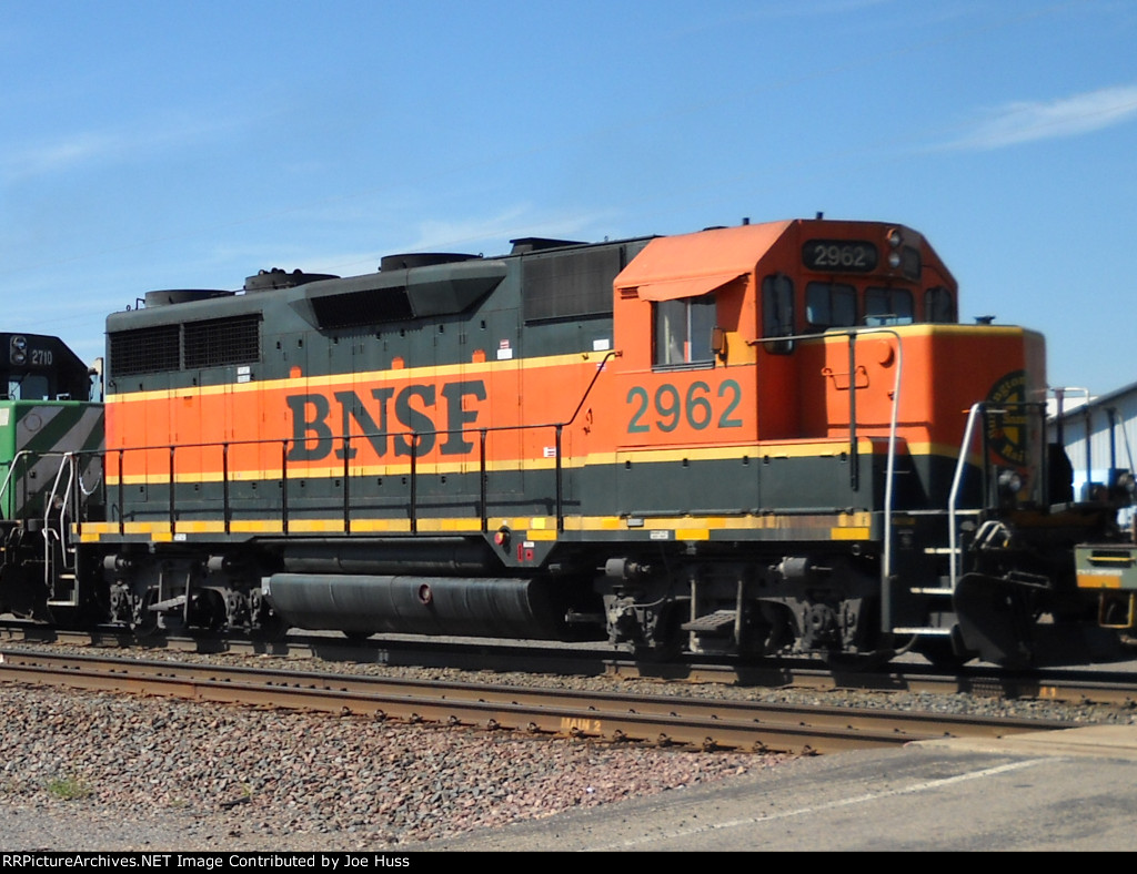 BNSF 2962