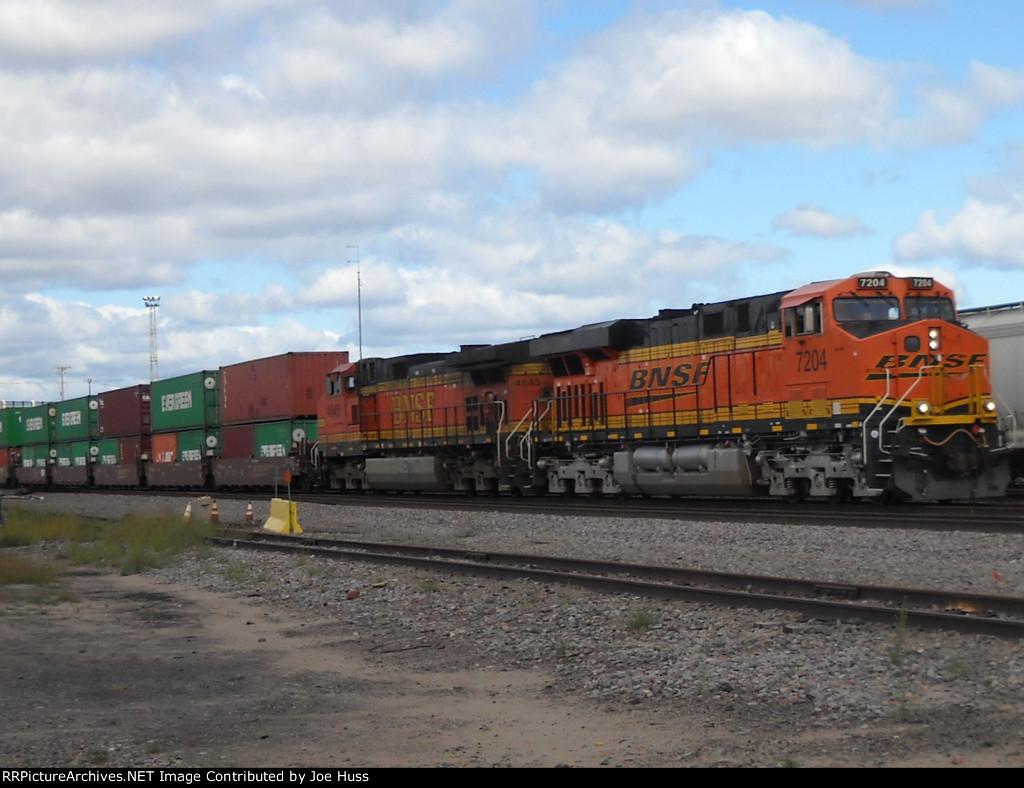BNSF 7204 East