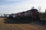 BNSF 639 West