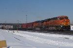 BNSF 6639 East