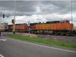 BNSF 4158 East