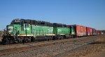 BNSF 1534 West