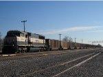 BNSF 9695 DPU