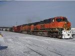 BNSF 1037 West